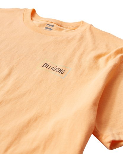 2 Original T-Shirt Orange M404UORE Billabong