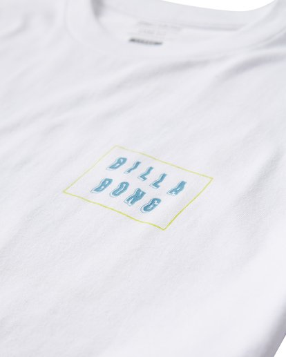 2 Ripple T-Shirt White M404URIE Billabong