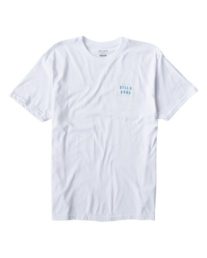 0 Ripple T-Shirt White M404URIE Billabong