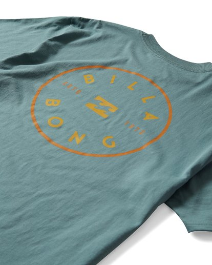 2 Rotor Short Sleeve T-Shirt  M404URTR Billabong