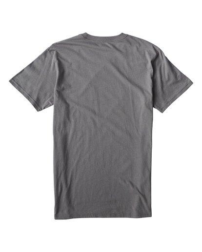 1 Archstack T-Shirt Grey M404VBAS Billabong