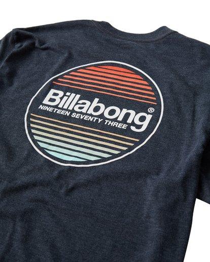 3 Atlantic T-Shirt  M404VBAT Billabong