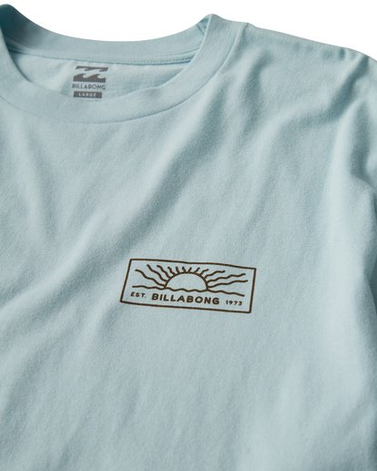2 Beach Path T-Shirt Blue M404VBBP Billabong