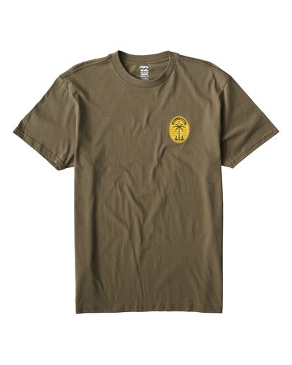 0 Cobra Palm T-Shirt  M404VBCP Billabong