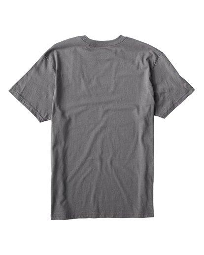 1 Cruiser T-Shirt Grey M404VBCR Billabong
