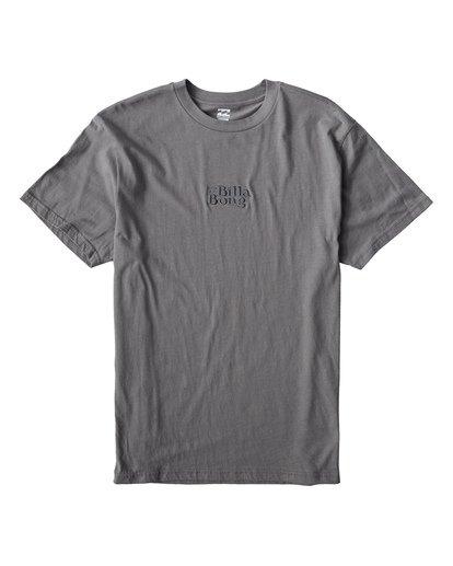 0 Cruiser T-Shirt Grey M404VBCR Billabong