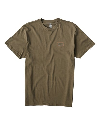 0 Diecut T-Shirt Green M404VBDC Billabong