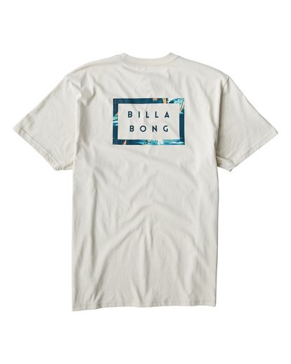 1 Diecut T-Shirt White M404VBDC Billabong