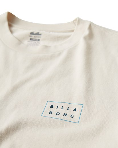 2 Diecut T-Shirt White M404VBDC Billabong