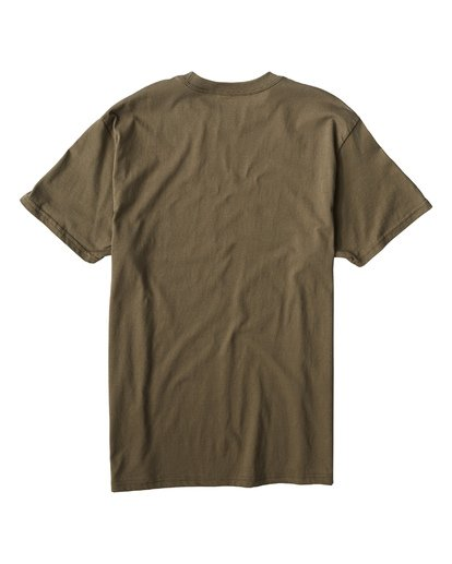 1 Dive T-Shirt Green M404VBDI Billabong