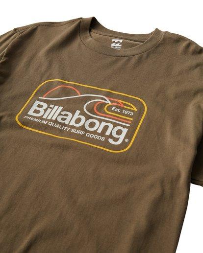 2 Dive T-Shirt  M404VBDI Billabong