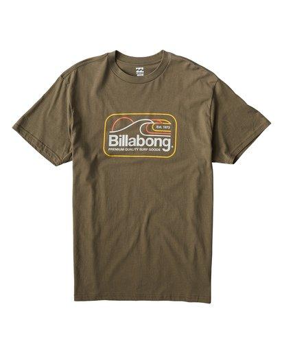 0 Dive T-Shirt  M404VBDI Billabong