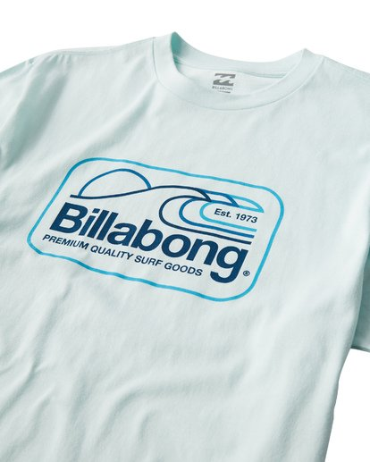 2 Dive T-Shirt Blue M404VBDI Billabong
