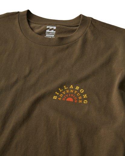2 Del Sol T-Shirt  M404VBDS Billabong