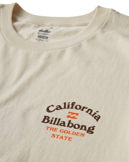 2 Forest T-Shirt White M404VBFO Billabong