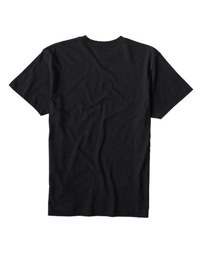 1 Islands T-Shirt Black M404VBIS Billabong