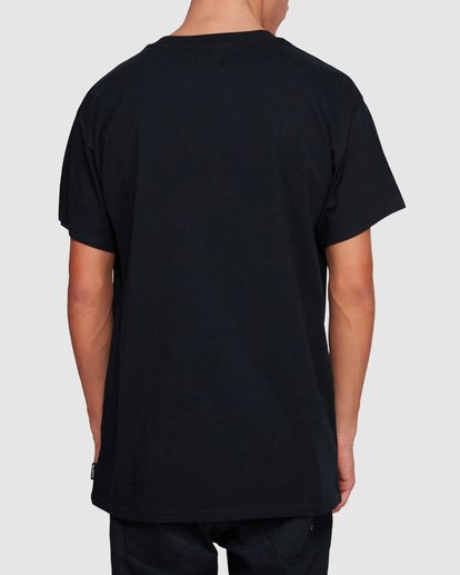 1 Duncan Thorny Devil T-Shirt Black M404VBJE Billabong