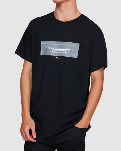 0 Duncan Thorny Devil T-Shirt Black M404VBJE Billabong