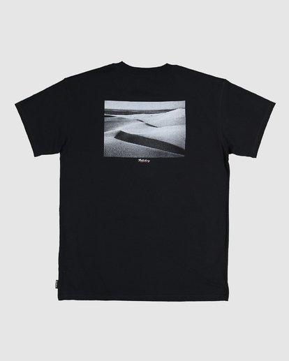 2 Duncan Dunes T-Shirt Black M404VBLE Billabong