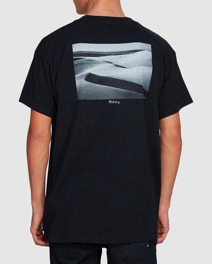 1 Duncan Dunes T-Shirt Black M404VBLE Billabong