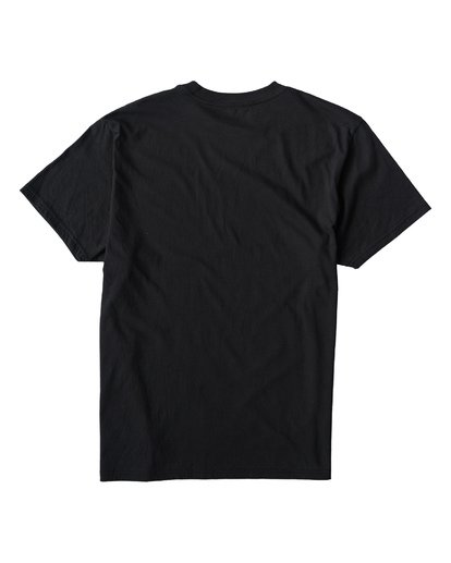 1 Lineup T-Shirt Black M404VBLI Billabong