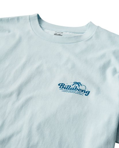 2 Lounge T-Shirt Blue M404VBLO Billabong