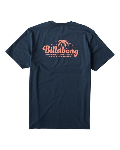 1 Lounge T-Shirt Blue M404VBLO Billabong