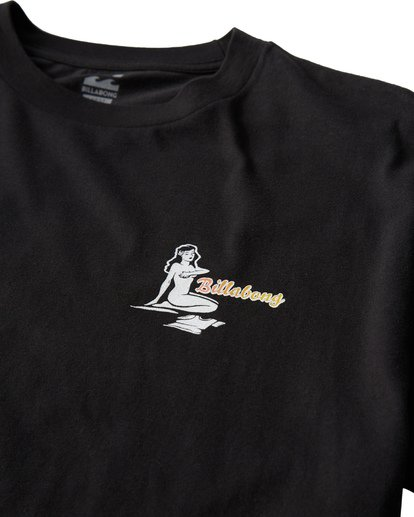 2 Lousy T-Shirt  M404VBLU Billabong