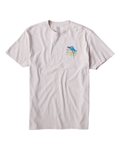 0 Macaw T-Shirt Purple M404VBMW Billabong