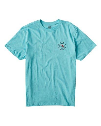 0 Native Florida T-Shirt Grey M404VBNF Billabong