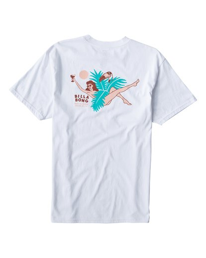 1 Salud T-Shirt  M404VBSA Billabong