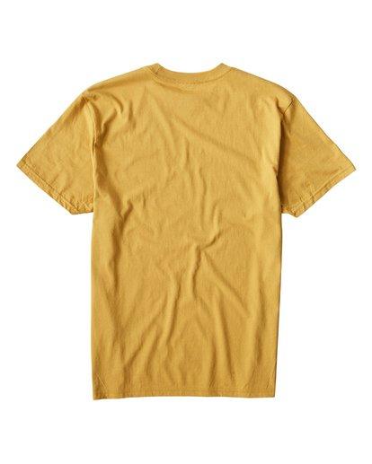 1 Stacked T-Shirt Grey M404VBSD Billabong