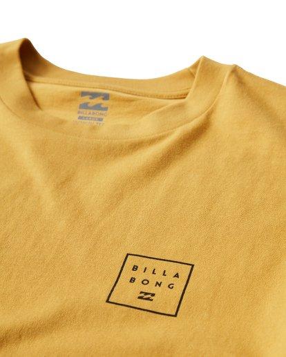 2 Stacked T-Shirt Grey M404VBSD Billabong