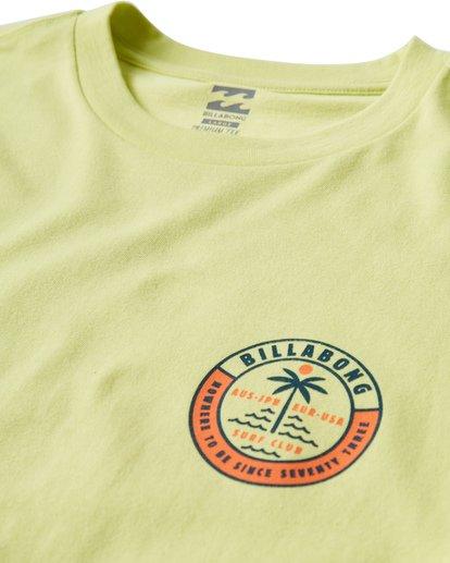 2 Seashore T-Shirt Green M404VBSE Billabong