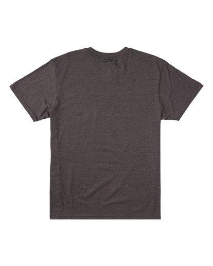 1 Shutter Palm Short Sleeve T-Shirt Black M404VBSP Billabong