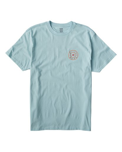0 Starkweather T-Shirt Blue M404VBSW Billabong