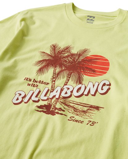 2 Tourist Trap T-Shirt  M404VBTT Billabong