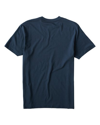 1 Tropix T-Shirt Blue M404VBTX Billabong