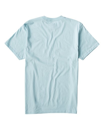 1 Union T-Shirt Blue M404VBUN Billabong