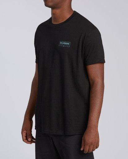 1 Tree Tunnel Short Sleeve T-Shirt Black M404VKTT Billabong