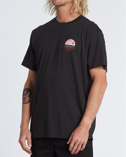 1 AI Forever Short Sleeve T-Shirt Black M404WBAI Billabong