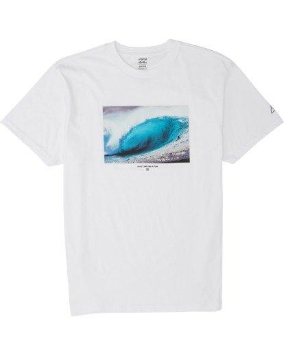 3 Last Day Short Sleeve T-Shirt  M404WBLD Billabong