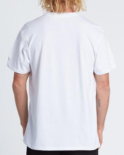 2 Last Day Short Sleeve T-Shirt  M404WBLD Billabong