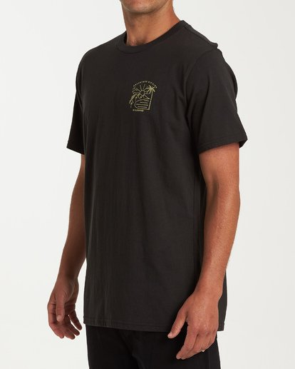 1 Matara Short Sleeve T-Shirt Black M404WBMA Billabong