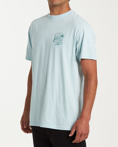 1 Matara Short Sleeve T-Shirt Brown M404WBMA Billabong