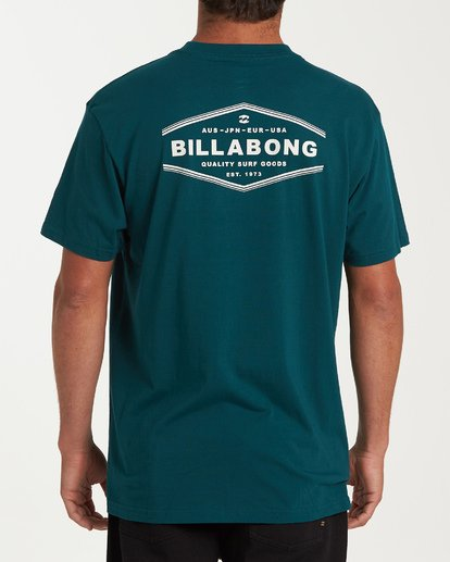 2 Vista Short Sleeve T-Shirt  M404WBVI Billabong
