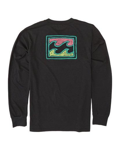 4 Warchild Long Sleeve T-Shirt Black M4051BWC Billabong