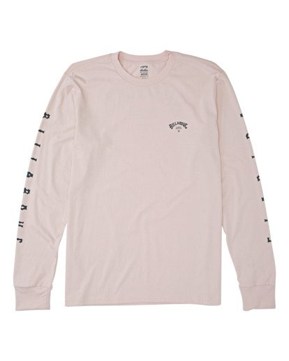 0 Florida Arch Long Sleeve T-Shirt Purple M4052BFA Billabong