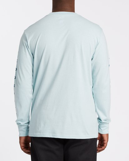 2 Unity Long Sleeve T-Shirt Blue M4052BUN Billabong