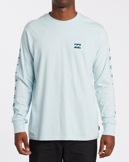 0 Unity Long Sleeve T-Shirt Blue M4052BUN Billabong